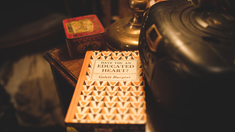 THE ARCHIVE OF EDUCATED HEARTS