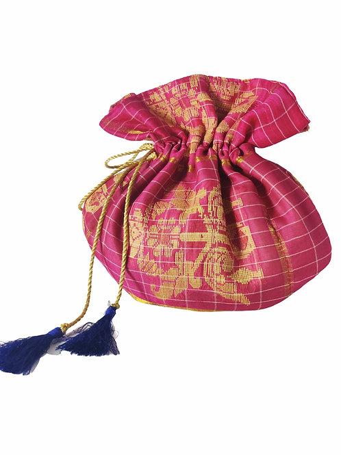 Fabric Potli Bag