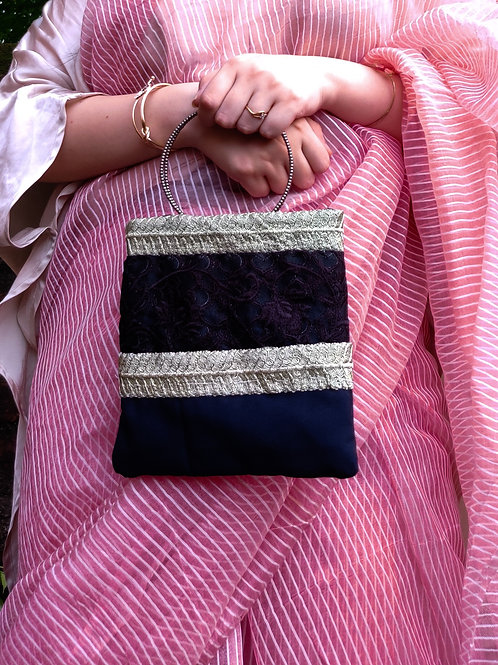 Square Clutch Bag