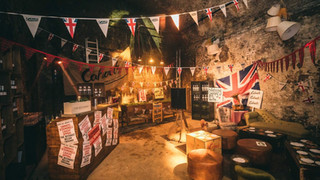 CAHOOTS KNEES UP: UNDERGROUND PARTY