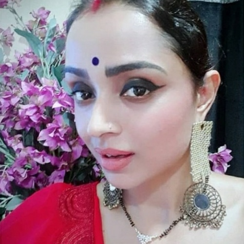Parul Chauhan for SBS
