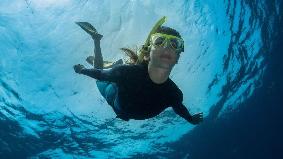 Voucher Half Day Freediving Intro