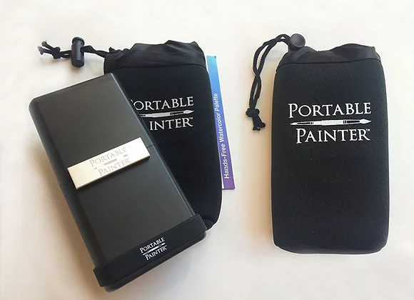 Portable Painter Classic in Neoprene Pouch