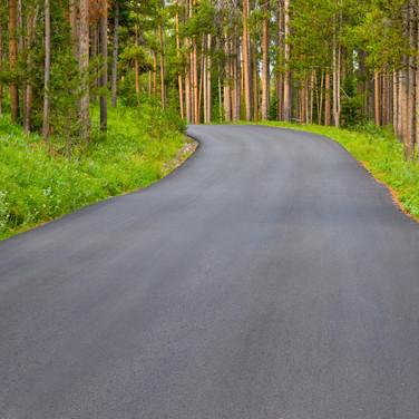 seal coat road