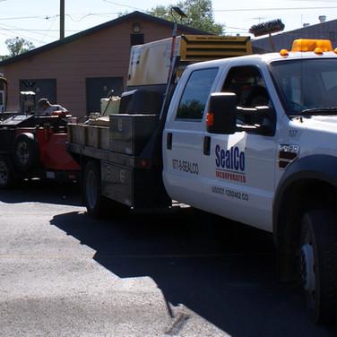 SealCo  Truck