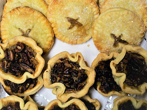 Hand-Pies / Little Tarts  (1 Dozen)
