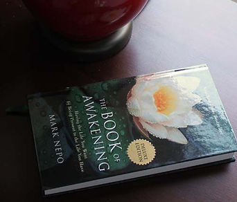 The book of Awakening, by Mark Nepo
