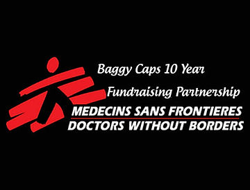 medecins sans frontiers and Baggy Caps