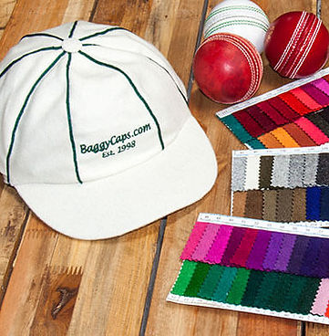 fabric swatches baggy caps
