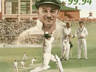 "A Night of ""Bradman & Blades"""