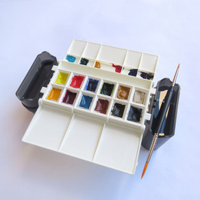 Instantly Add More Colors to Your Portable Painter CLASSIC Palette