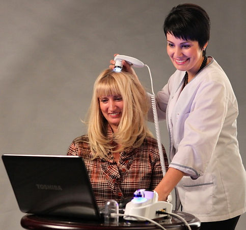 Hair and Scalp Imaging