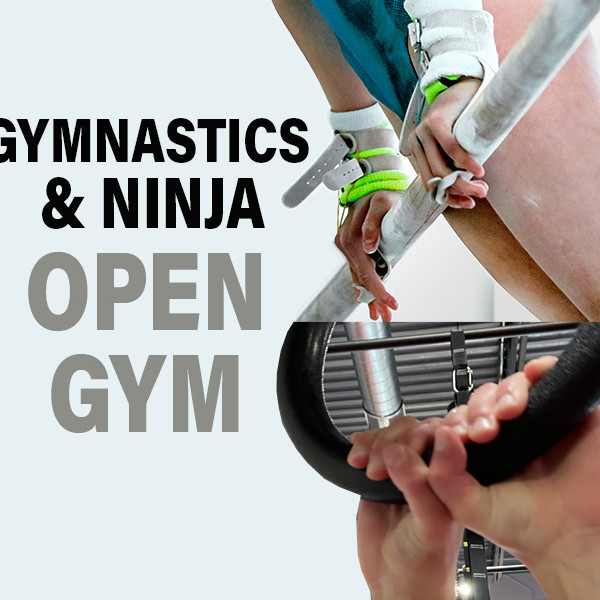 Open Gym! Friday 12:30pm June 25th