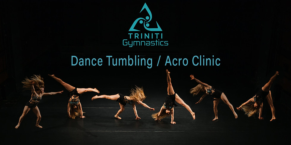 Dance Tumbling / Acro Clinic Ages 6-10