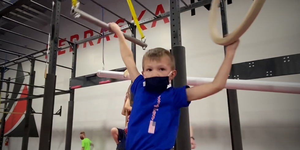 Nebraska Ninja Exhibition 9-13yrs
