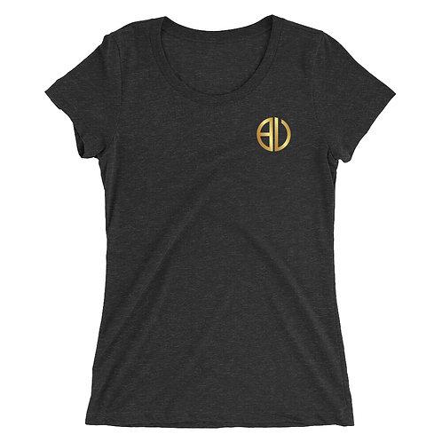BU Logo Little Ladies' short sleeve t-shirt
