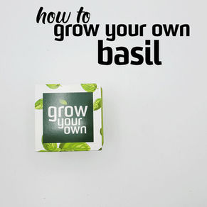 """How to """"grow your own"""""""