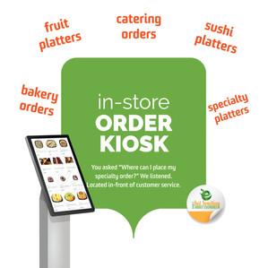 Order Kiosk