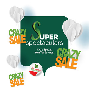 Crazy Super Spectaculers Specials