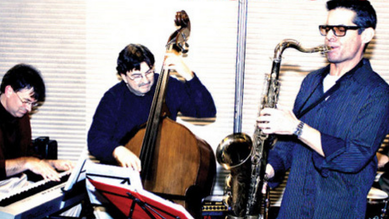 Jeff McGill Quartet RETURNS LIVE! Third Thursdays JazZ At La Zingara Bethel CT