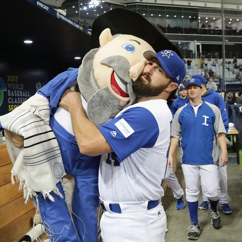 """4:30pm Mon. """"Heading Home: The Tale of Team Israel"""""""