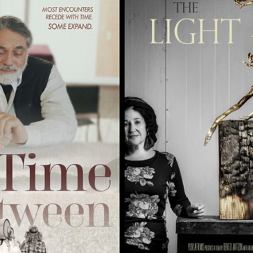 """4:00pm Sun. """"The Light of The Fire"""" &  """"The Time In Between"""" Q&A With Director: Bentzi Avtzon"""