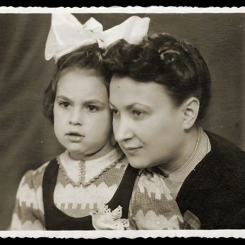 """6:00pm Mon. """"Diamonds In The Snow"""" Q&A With Director and Holocaust Survivor: Mira Reym Binford"""