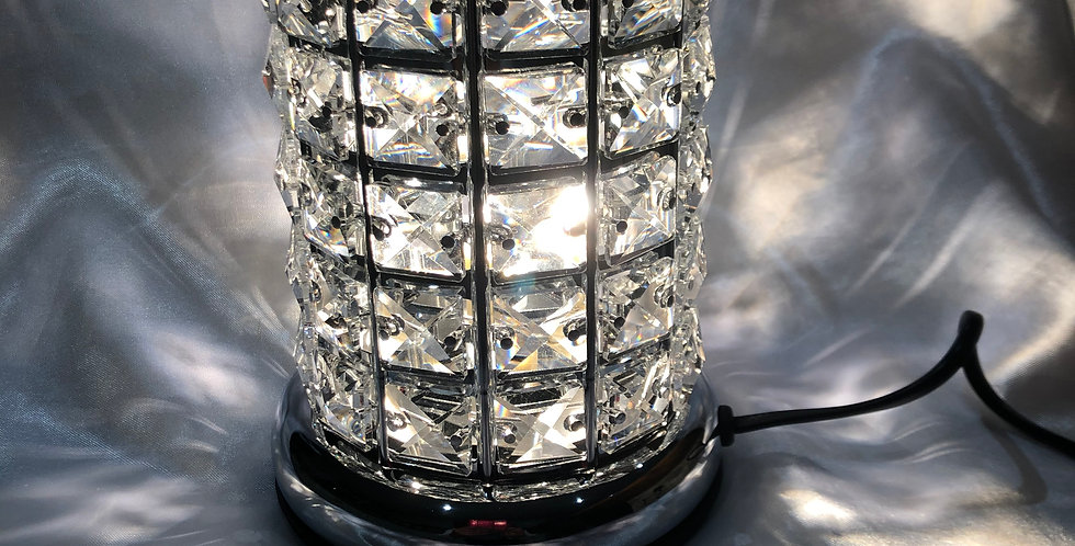 Electric Burner Clear Crystal