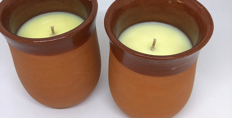 Citronella Candle - large