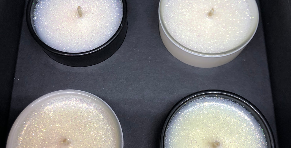 Box of 4 Candles