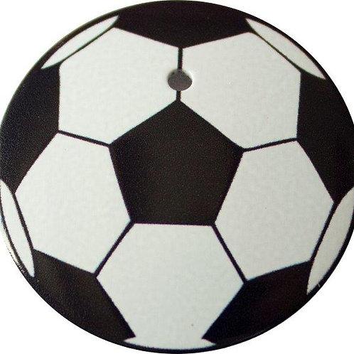 スタートボタン カバー ・ サッカー ボール  トヨタ ダイハツ スバル 車用