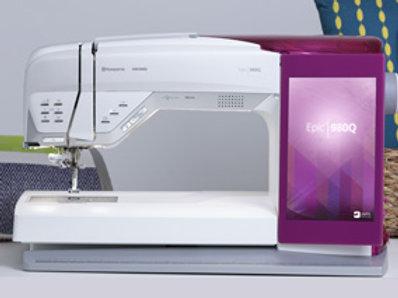 980Q Epic Sewing Machine