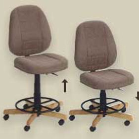 Deluxe Sewing and Quilting Chair