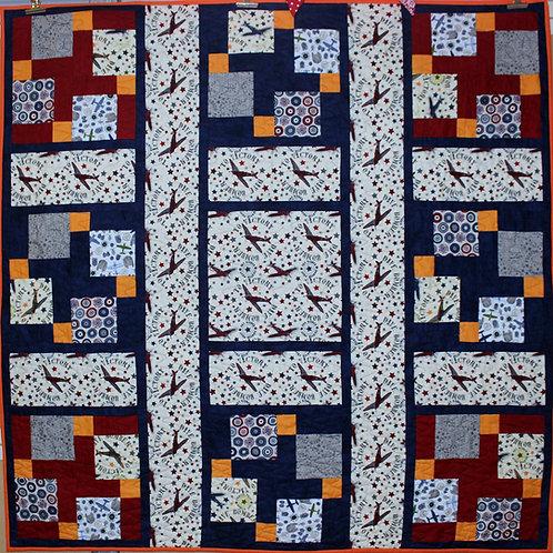Maverick Quilt Pattern
