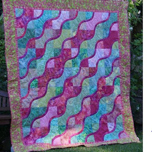 Summer Soiree Quilt Pattern