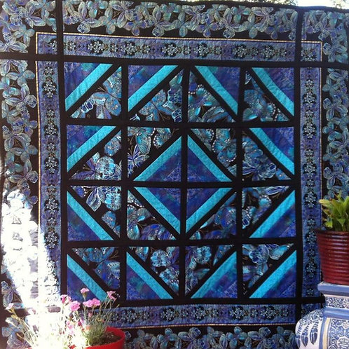 Just Fancy Quilt Pattern