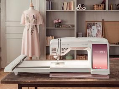 Husqvarna Epic 2 Sewing and Embroidery