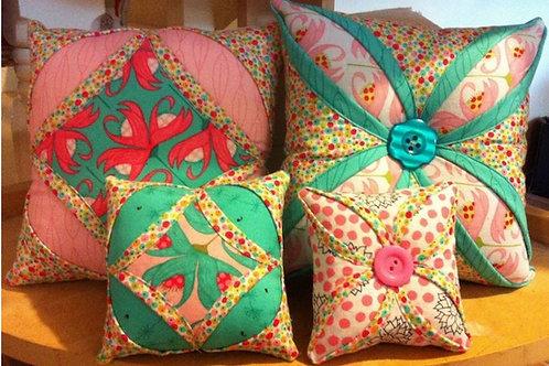 Pin Cushions Galore