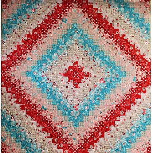 World Trip Quilt Pattern