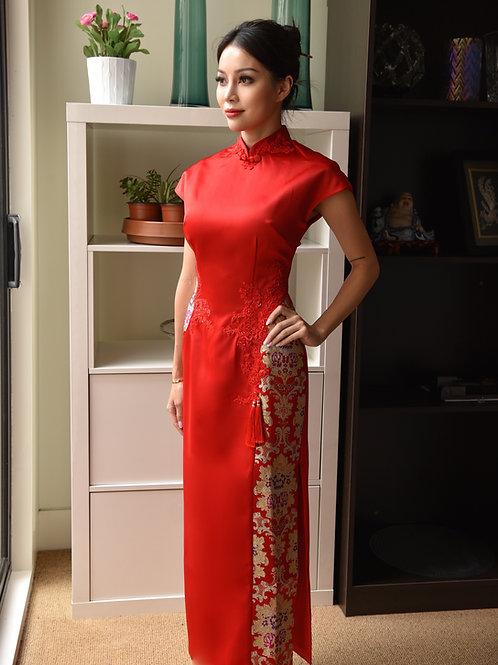 Charlize Qi Pao
