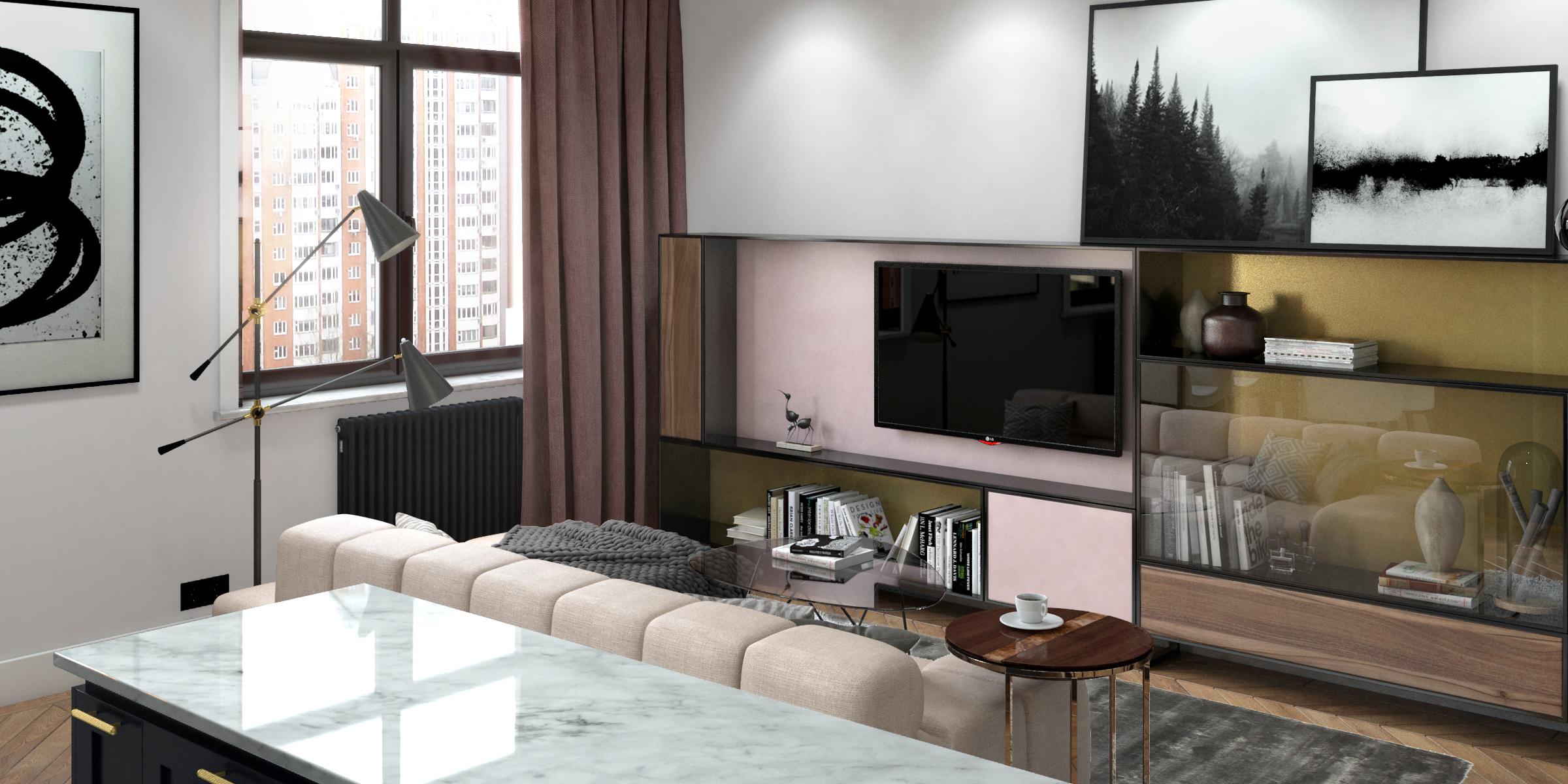 Квартира на Рогожском Валу