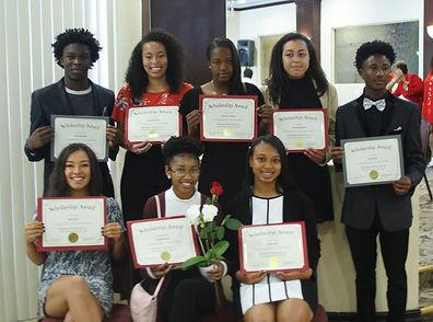 RHPV ALumnae Chapter Scholarship   Recip