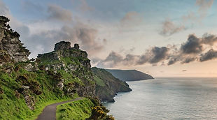 Valley Of The Rocks, Lynton & Lynmouth