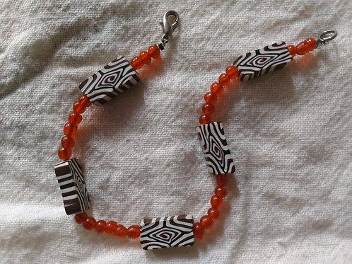 Lorna Clay Bead Bracelet