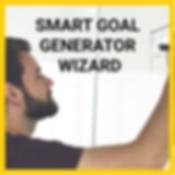 SMART Goal Generator Wizard Icon Image.p