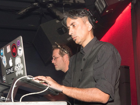 DJ Edminister and me