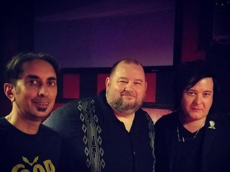 DJ AsuraSunil, Blair and DJ Scorpio