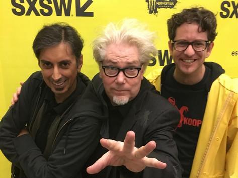 Me, Martin Atkins and DJV