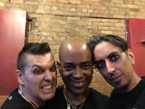 Los, Mike and DJ AsuraSunil