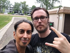DJ AsuraSunil and TJ from Souless Affection